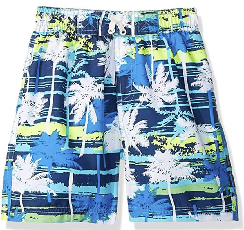 Toddler Boys' Printed Swim Trunks (small sizes vary) from $1.90 & More - Amazon *Add-On (Or Use Amazon Day)