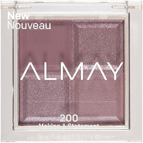 Almay Shadow Squad (Making A Statement *Lavender*) Eyeshadow Palette $1.27 5% or $1.14 15% w/s&s