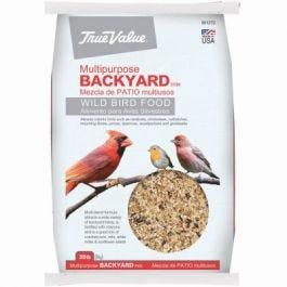20-lbs TrueValue Wild Bird Food (Backyard Mix)