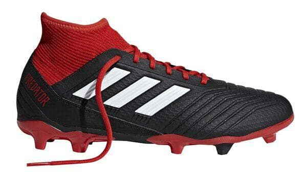 adidas Men's Predator 18.3 Firm Ground Soccer Cleats $32.00 & MORE + Free Shipping