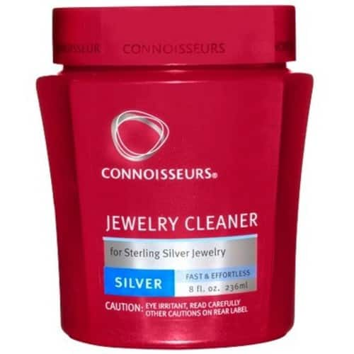 8 oz. Connoisseurs Silver Jewelry Cleaner $3.99 - Amazon