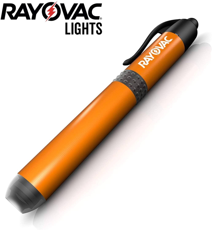 Rayovac Pen Flashlight High Mode LED $2.97 - Amazon