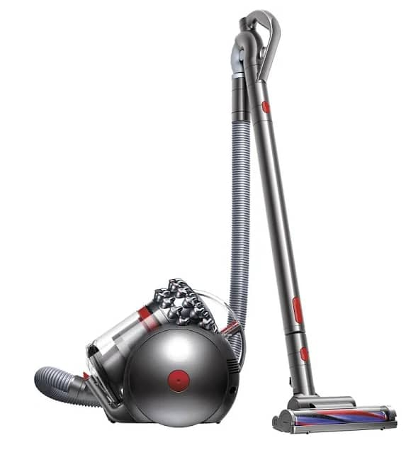 Dyson - Cinetic Big Ball Bagless Canister Vacuum - Iron /nickel | New | $299.99  + Free Shipping