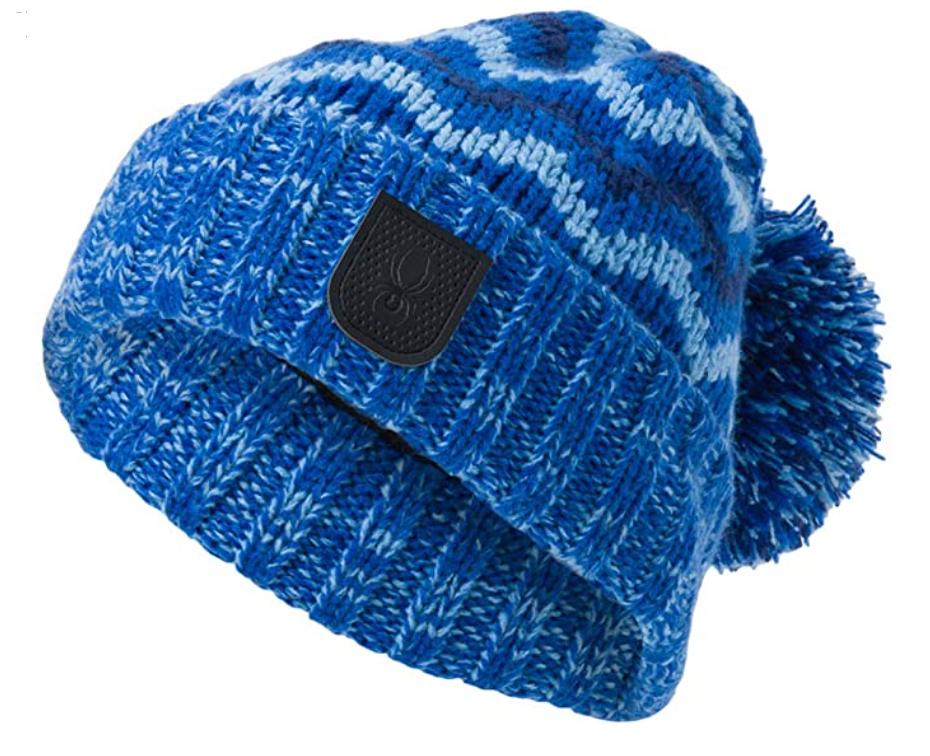 Spyder Women's Prism Hat (Blue Tones) $3.71 - Amazon