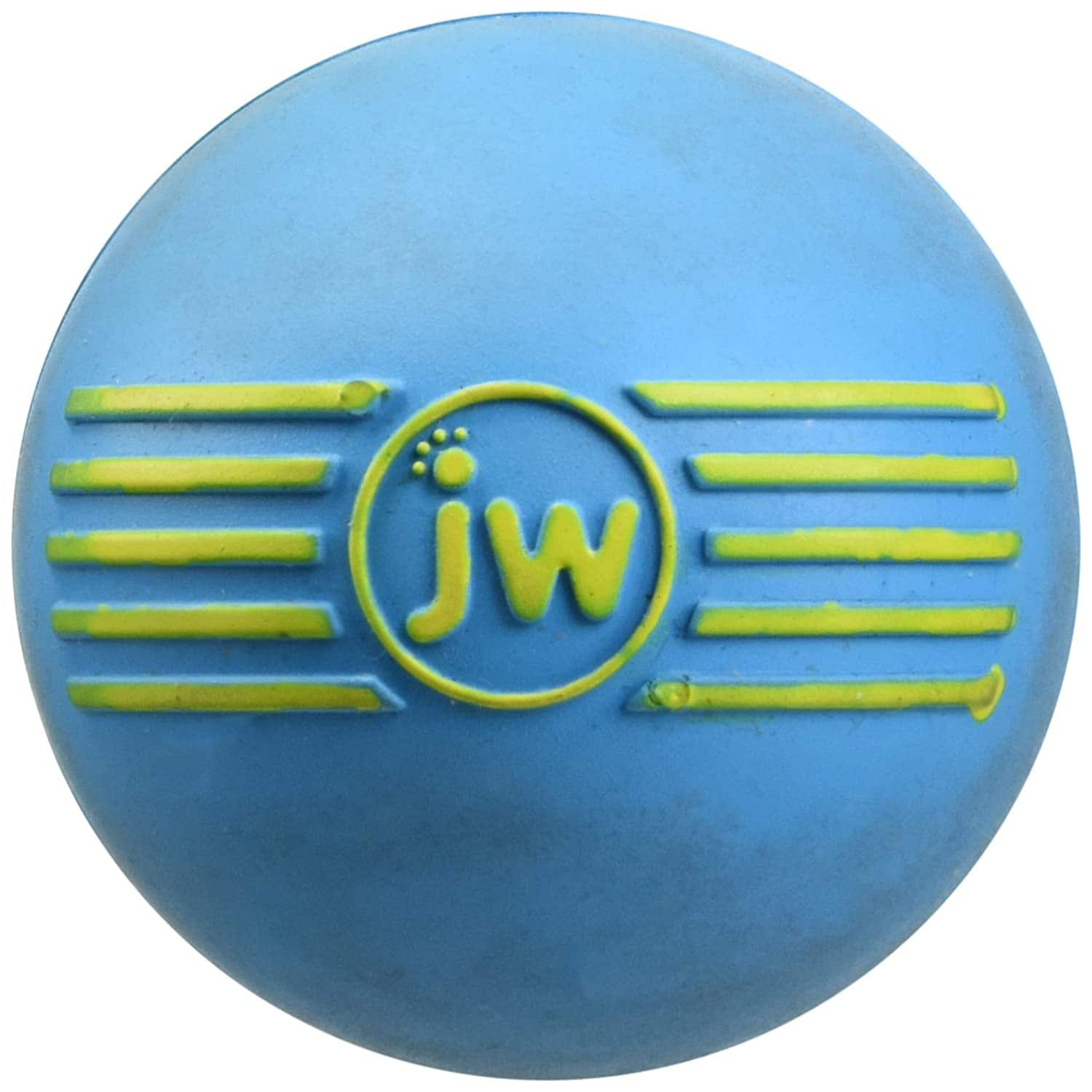 JW Pet iSqueak Ball Rubber Dog Toy $2.68 & More - Amazon