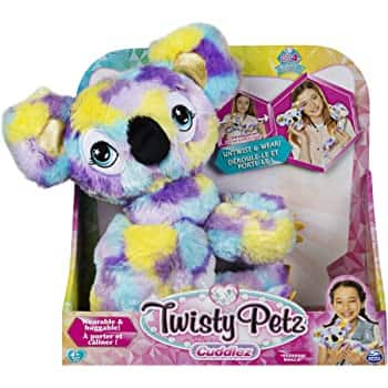 Twisty Petz Cuddlez, Series 4 (Fluffzie Koala) $7.79 & More - Amazon / Walmart
