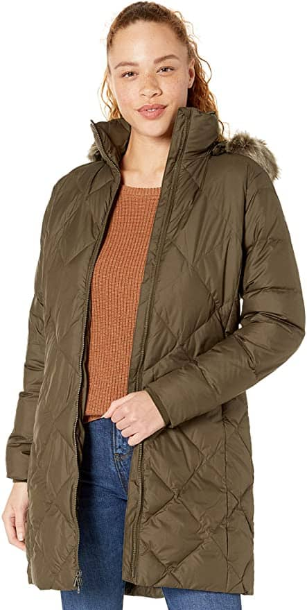 Columbia Women's Mid Length Down Jacket X-Small from $62.50 & More - Amazon