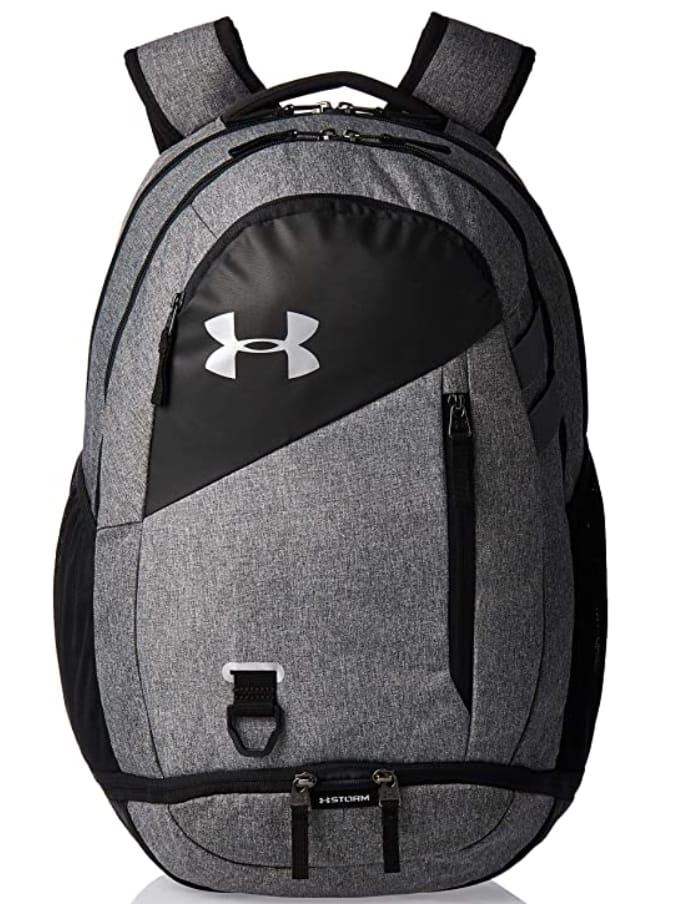 Under Armour Adult Hustle 4.0 Backpack (Select Colors) $27.50 - Amazon