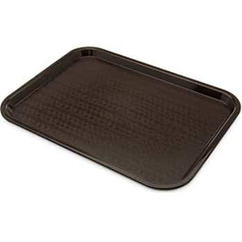 Carlisle Café Cafeteria/Fast Food Tray Various Sizes from $1.99 - Amazon
