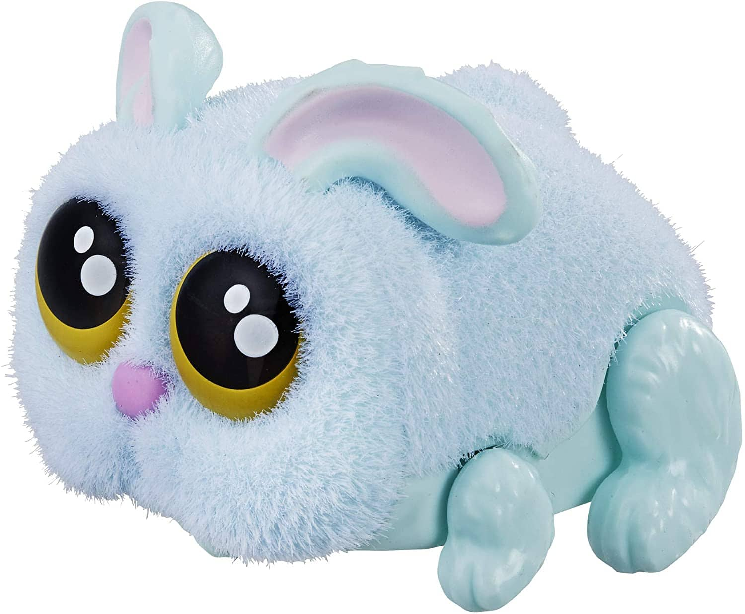 Yellies! Hasbro Toys Voice-Activated Bunny Pet from $7.27 - Amazon