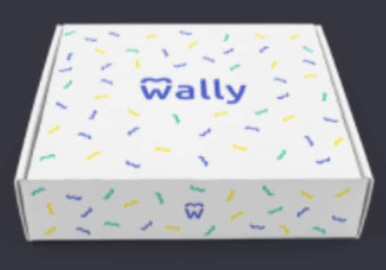 Free Wally Health At-Home Dental Test Kit