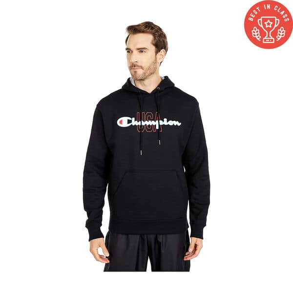Champion Apparel - Powerblend Graphic Hoodie $15.00 & MORE - Free Shipping