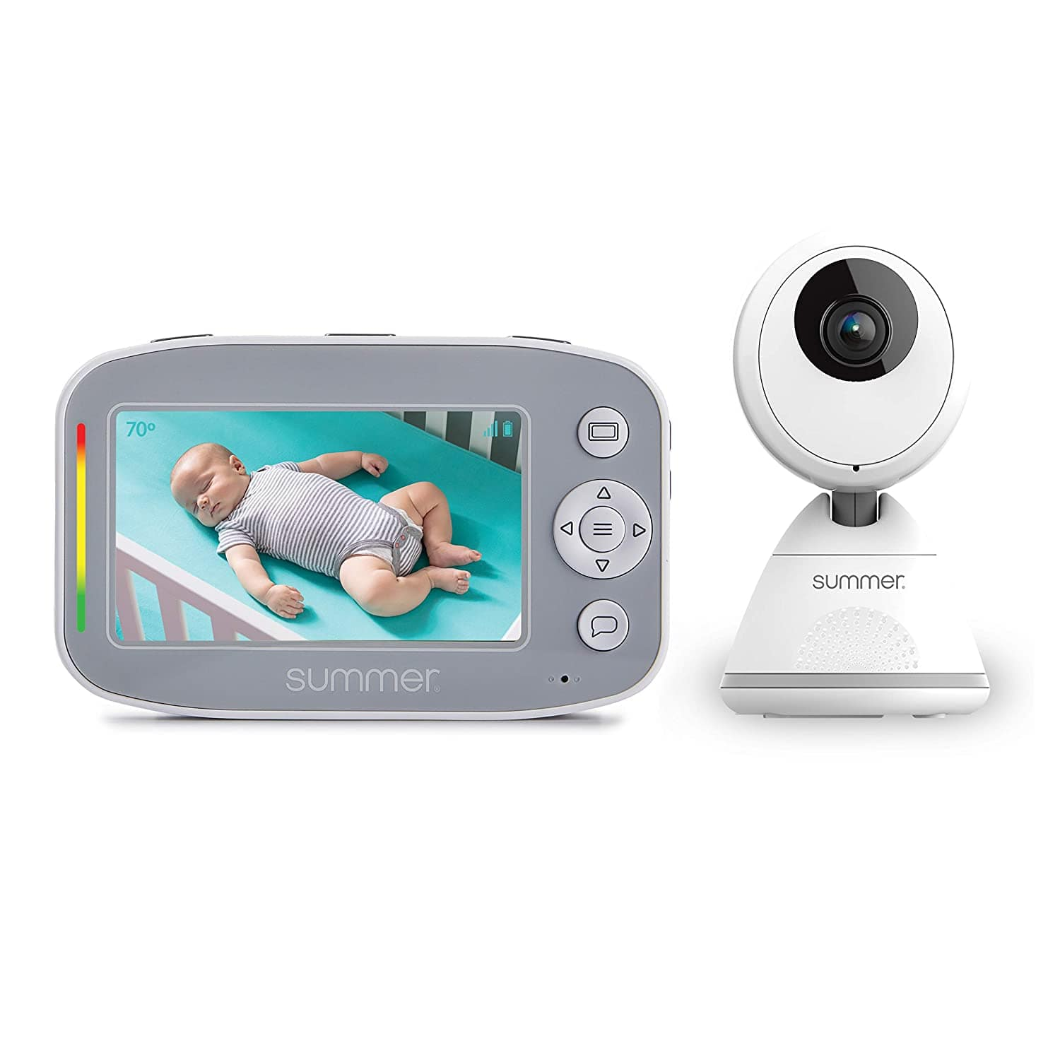 """Summer Infant Baby Pixel Cadet 4.3"""" Color Video Monitor $77 - Amazon"""