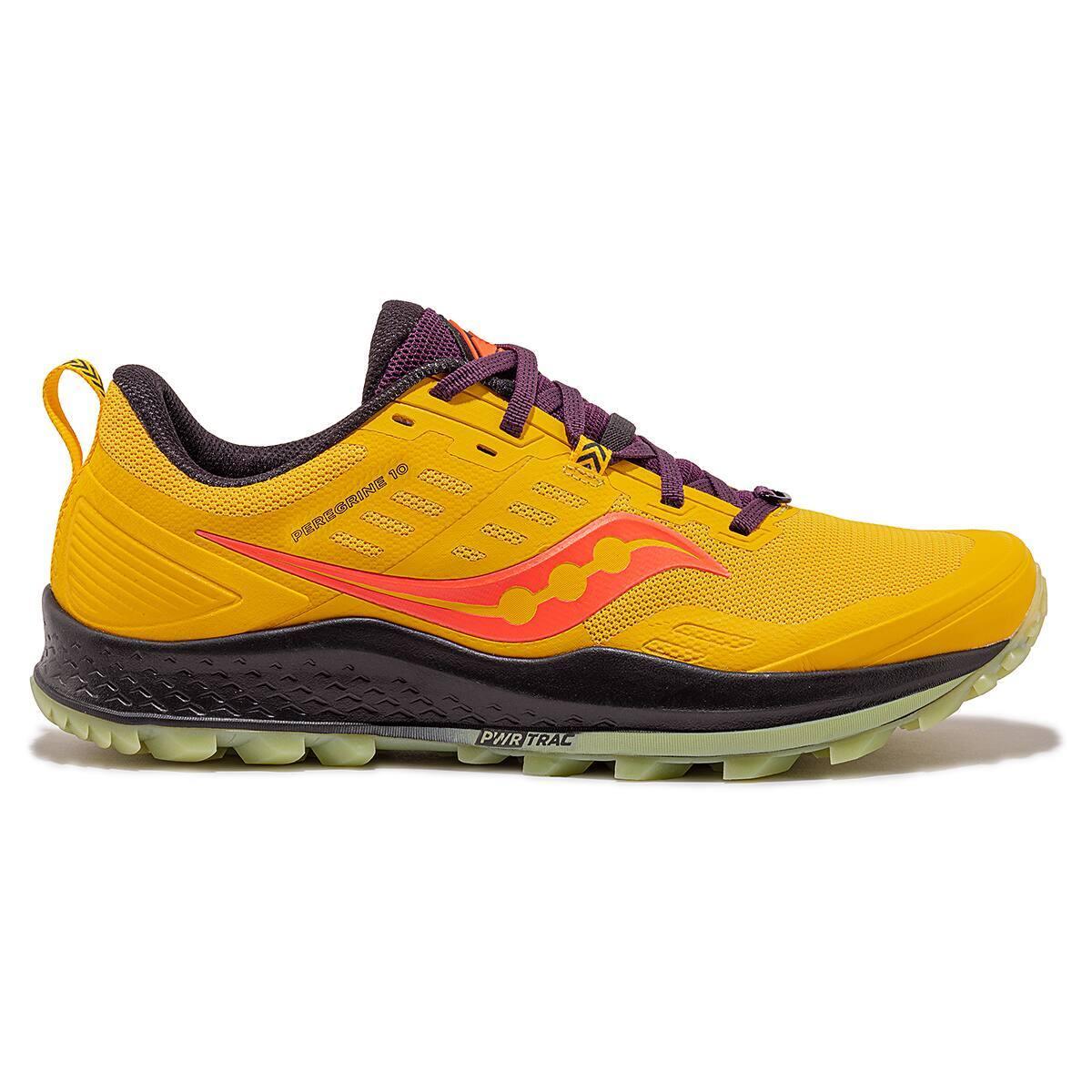 Saucony Jackalope 2.0 Peregrine 10 Trail Running Shoe $71.98 + Free Shipping