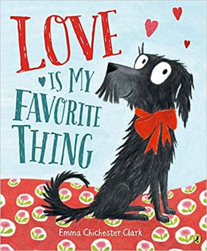 Love Is My Favorite Thing (*Kids Book* Paperback) $1.79 & More - Amazon