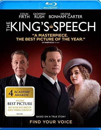 The King's Speech (Blu-ray) $4.00 - Amazon