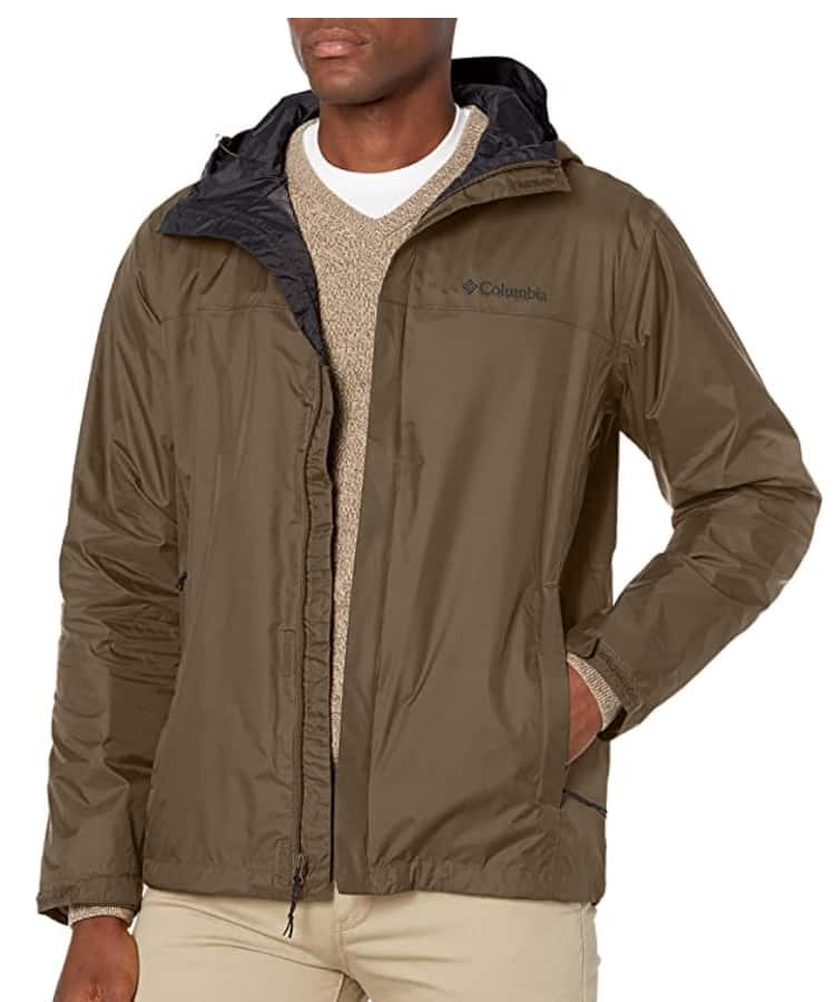 Columbia Men's Watertight II Jacket (Sz. 5X, Olive Green) $23.07 & More - Amazon