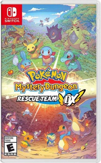 Pokemon Mystery Dungeon: Rescue Team DX (Nintendo Switch) $45 - Amazon