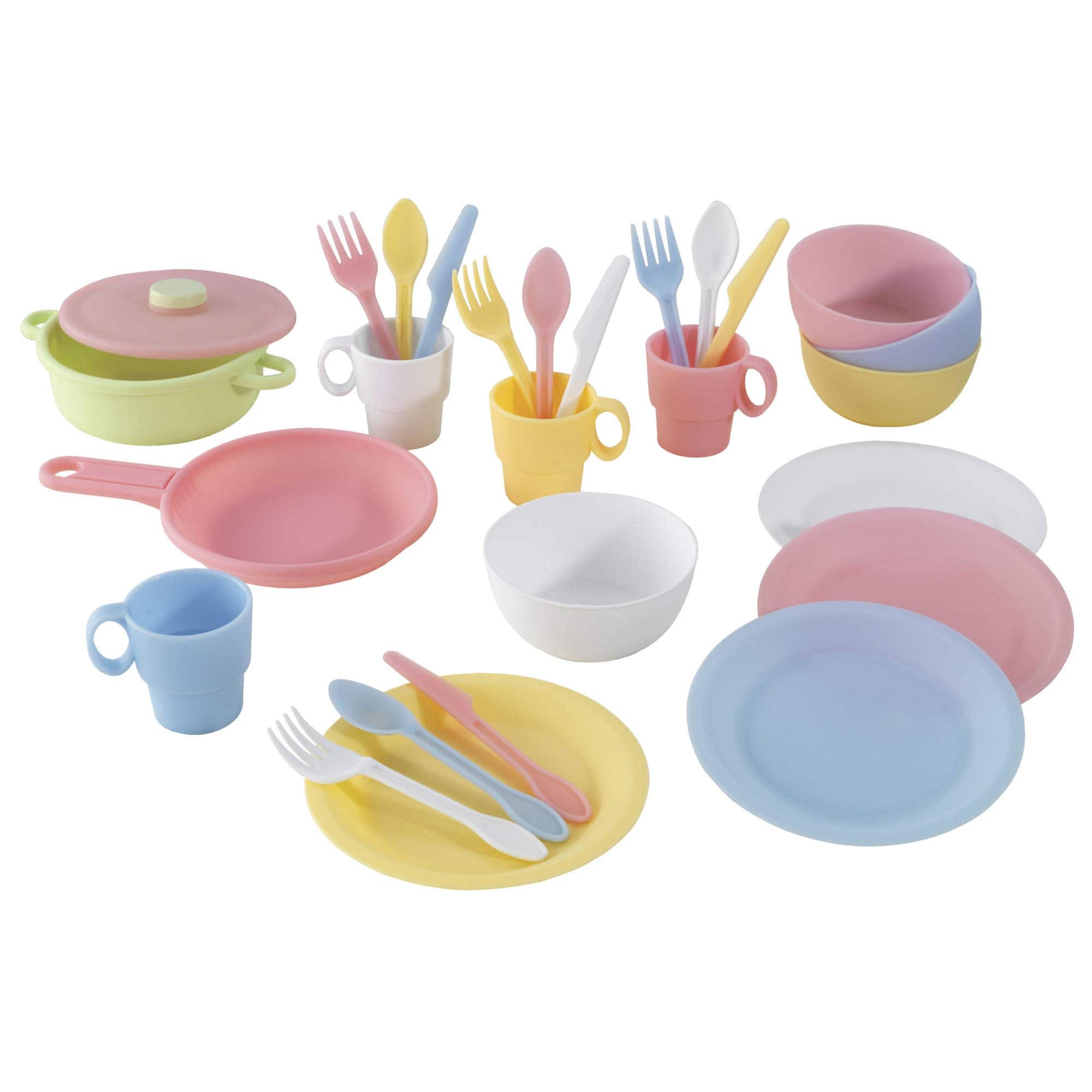 27-Piece Cookware KidKraft Playset (Pastel) $9.66 at Amazon / Walmart