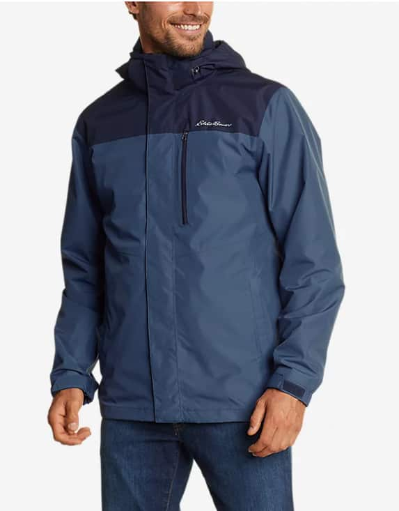 Eddie Bauer Outlet: Barrier Ridge 2.0 Jacket (Men's & Women's) Various Colors $64.00 + Free Shipping
