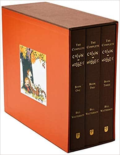 The Complete Calvin and Hobbes (Hardcover Box Set)