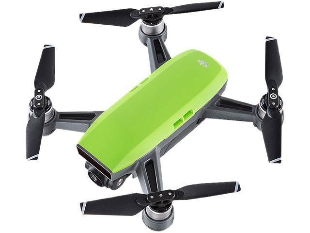 DJI Spark Mini Quadcopter Drone Fly More Combo $599 at Newegg includes $60 Gift card and $120 Eggpoints!