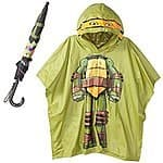 Berkshire Little Boy's Teenage Ninja Turtles Donatello Costume and Umbrella Set $6.82 + ship @amazon