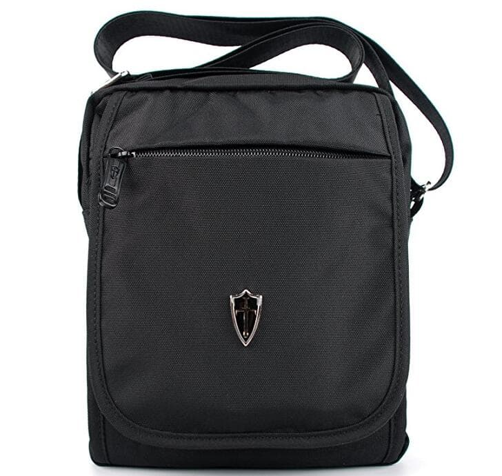 Vertical Messenger Bag for iPad and Tablets Upto 9.7-Inch $10.99 AC+FS