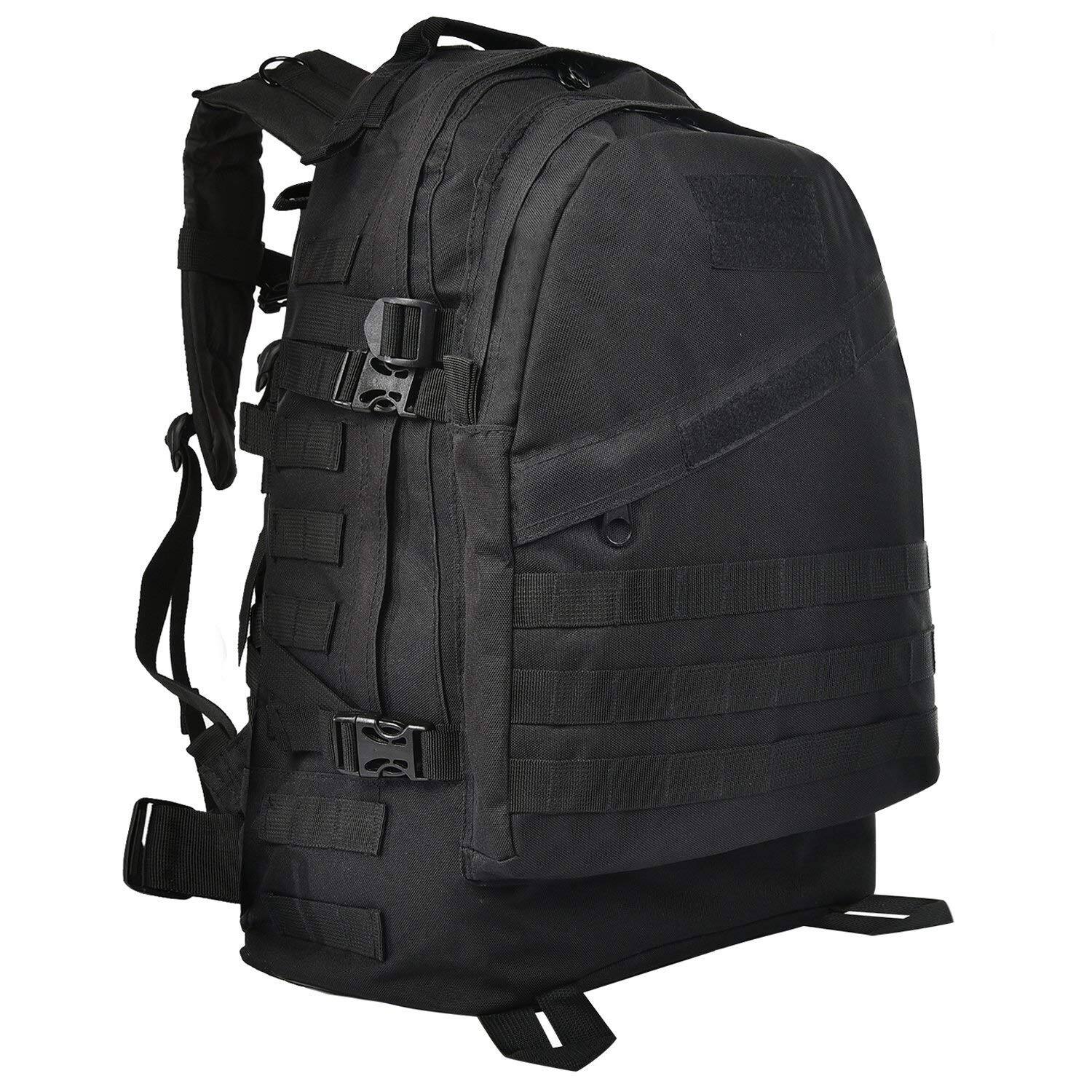 Water Resistant Backpack - Large 40L volume- Waterproof and Tactical for  outdoors -  9.99 FS b8726d64c6990