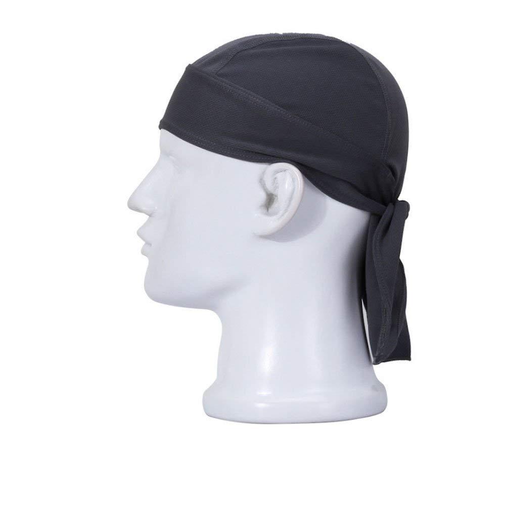 (Sweat Wicking) Beanie Bandana, skull cap, Doo Rag - adjustable $4.95 (50% off) FS w/Prime Amazon