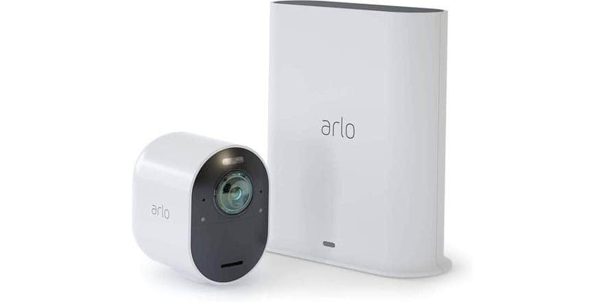 Arlo Ultra 4K UHD Wire-Free Security 1-Camera system or Add-on Camera from $179.99 / $249.99 Free ship for Prime