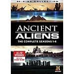 Ancient Aliens Seasons 1-6 DVD set $36.68 Amazon.com