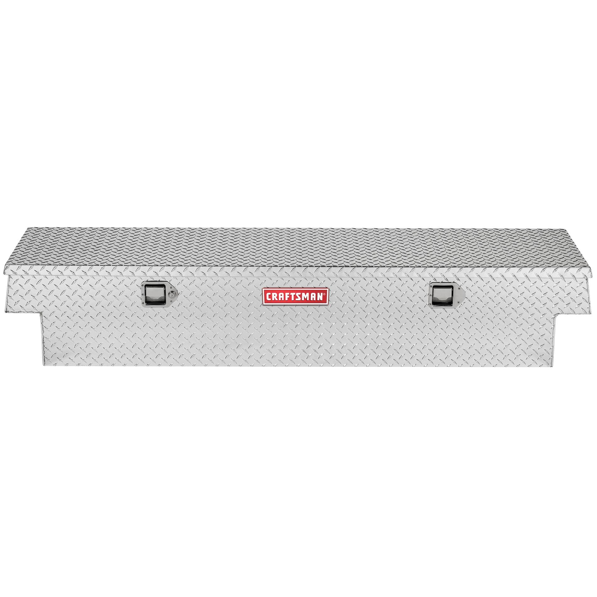Craftsman Fullsize Aluminum Single Lid Truck Box $53.92 + $10.53 SYW. Free Store Pickup *YMMV*