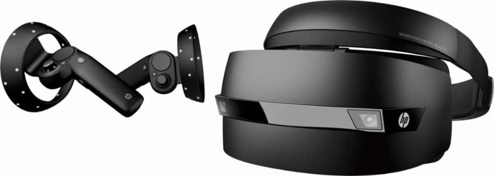 HP  Mixed Reality Headset and Controllers (2018 New) Free Shipping 209.00