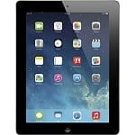Apple iPad 4th Gen with Retina display WiFi 16GB -Black - cowboom for $299 AC Grade 7/8/9