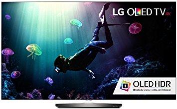 LG OLED55B6P Flat 55-Inch 4K Ultra HD Smart OLED TV $1499 free ship