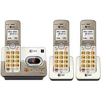 Walmart Deal: AT&T EL52333 Cordless 3 Handset Phone with Answering System $34 @ Walmart + free store pickup