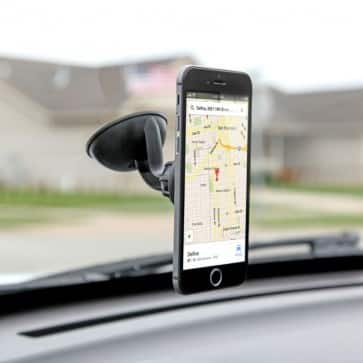 iTD Gear Magnetic Windshield Car Mount Holder for iPhone & Android $3.99 shipped
