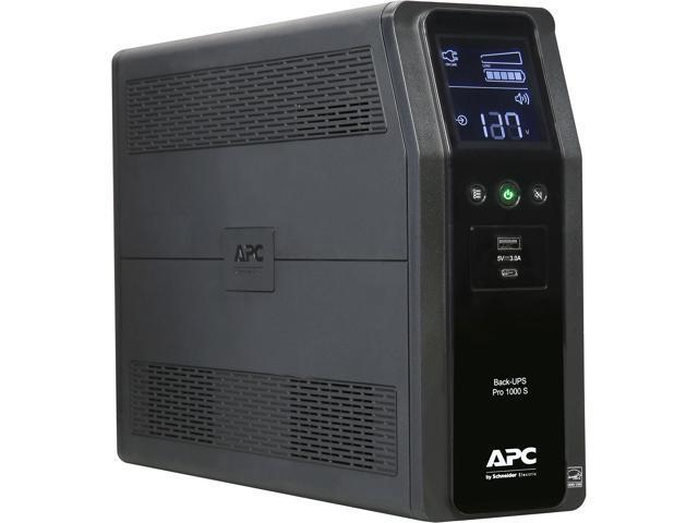 APC BR1000MS 1000 VA Pure SineWave UPS $119.99  or APC BR1350MS 1350 VA Pure SineWave $144.99 ... after $25 off