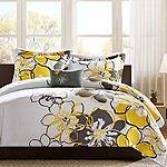 Mi Zone Mackenzie Floral Comforter Set $49.99 + ship @jcpenney.com