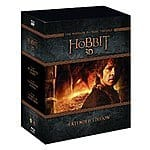 [Pre-Order] The Hobbit Trilogy - Extended Editions - $69.38 shipped Blu Ray 3D and 2D included - Amazon.co.uk