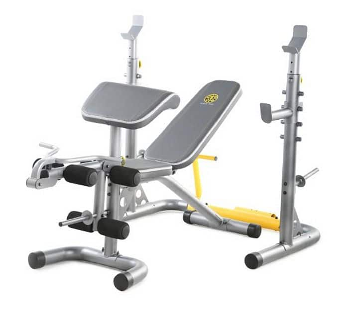 Golds Gym XRS20 Weight Bench $138.72 (No Tax) @ Jet.com