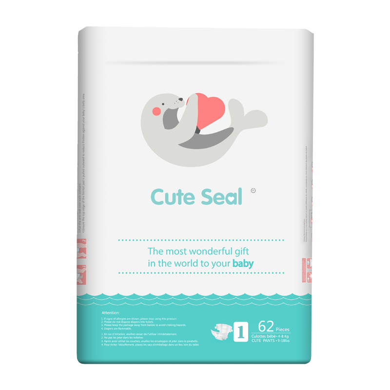 Cute Seal Diaper and Training Pant 15% off, from $9.8