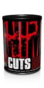 Animal Cuts Fat Burner Thermogenic for Weight Loss - Ripped and Peeled Results for $18.09