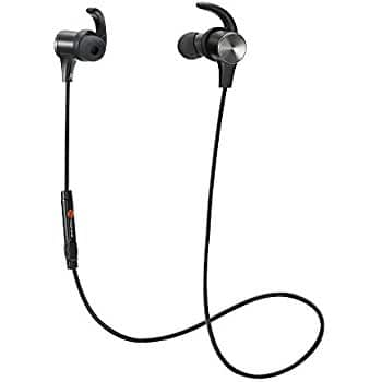 TaoTronics BT Wireless Earphones 21.99 w/ clipped coupon $21.99
