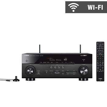 Yamaha TSR-7850 7.2-Channel Network AV Receiver 399 $399
