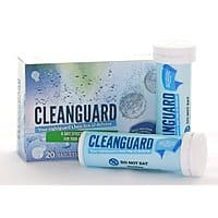 Amazon Deal: Cleanguard Night Guard / Denture / Retainer / Mouth Guard Cleaner $0.99 FS Prime