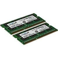 Amazon Deal: Mac/Macbook Pro RAM Memory: Crucial 16GB Kit (8GBx2) DDR3/DDR3L-1600 MHz (PC3-12800) - $90 Amazon FS Prime