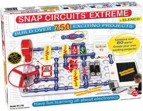 Snap Circuits Extreme SC-750 Amazon $69.36 FS