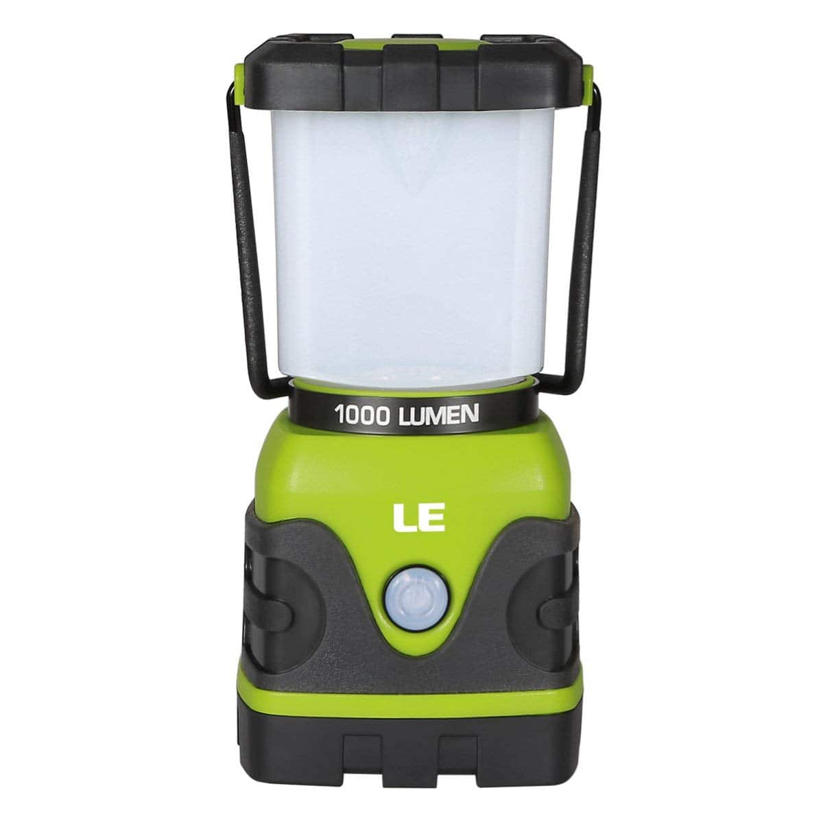 Le Portable Led Camping Lantern 1000lm Dimmable 4 Lighting Modes Battery Ed Tent Light For Home Garden Outdoor Hiking Fishing Emergency And